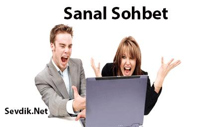 sanal-sohbet