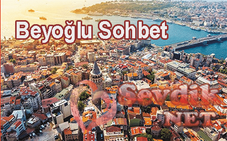 Beyoğlu Sohbet